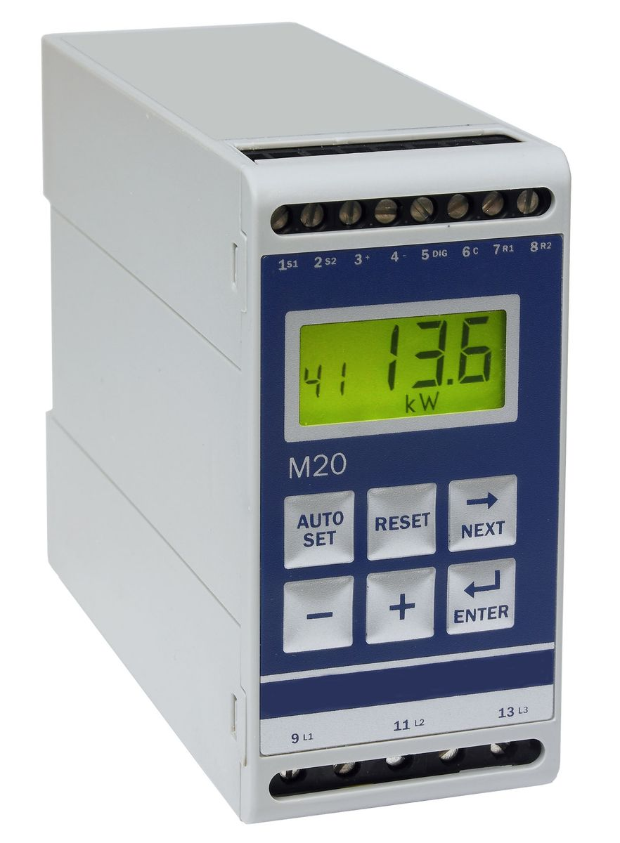 Power Monitors Inc : M power monitor finish thompson inc