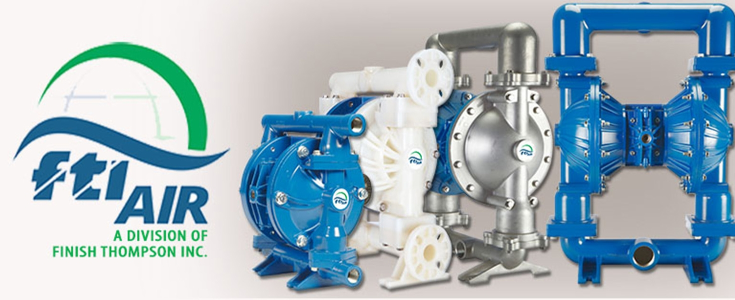 FTI Air Premium AODD Pumps